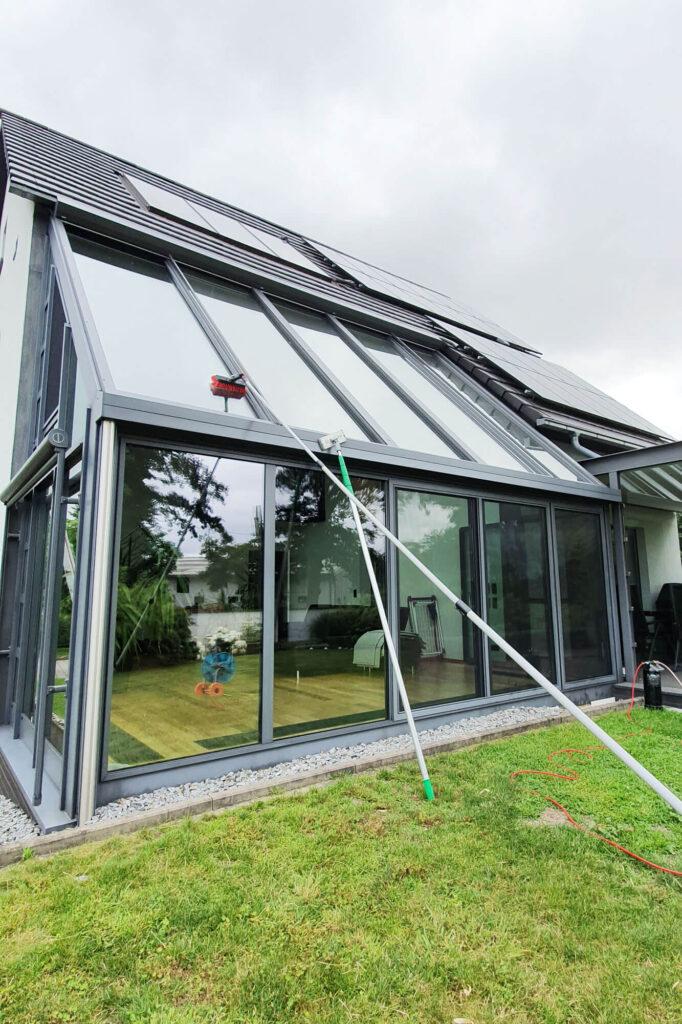 Glasreinigung Hannover - Fensterputzer Hannover - DS-Gebäudeservice