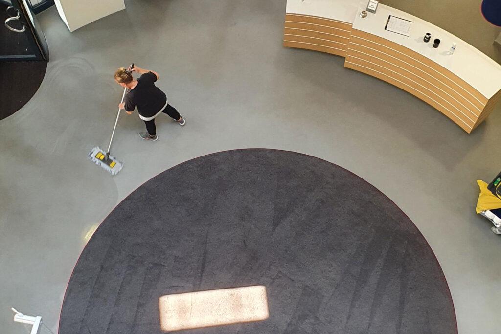 Unterhaltsreinigung Hannover - Büroreinigung Hannover - DS-Gebäudeservice